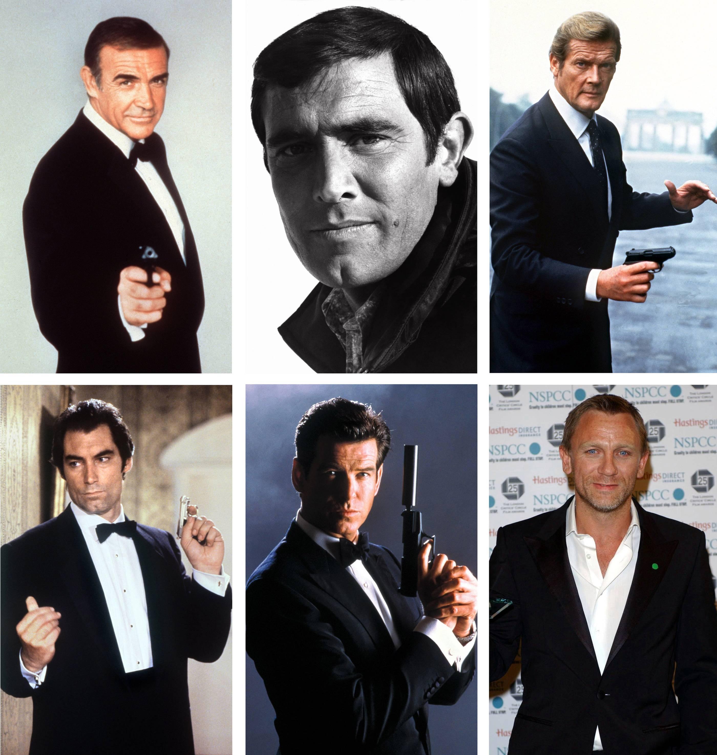Bond Darsteller Liste