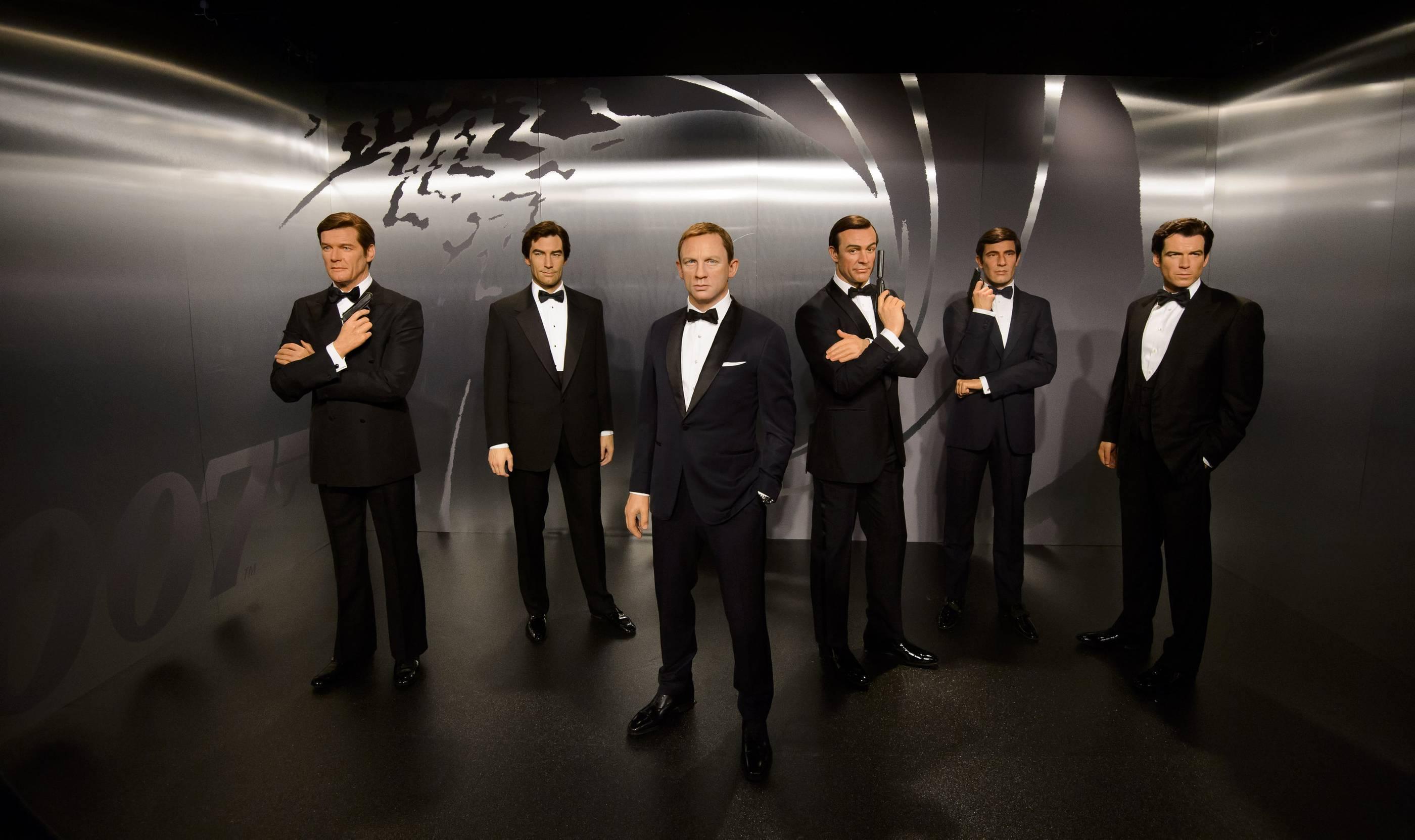 James Bond Darsteller Liste