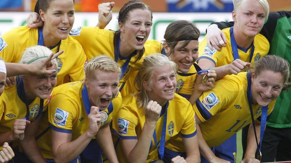 Frauen Wm Schweden