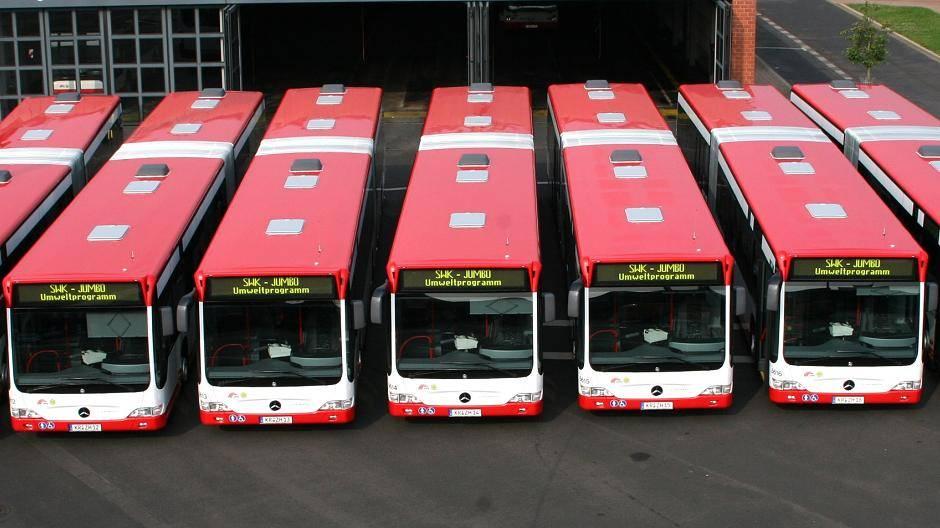 Streik Bus Und Bahn