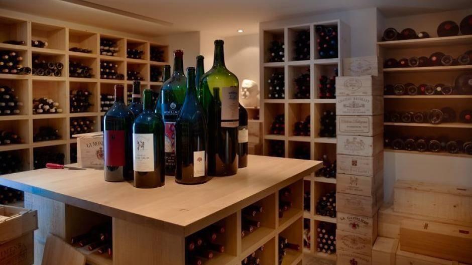 Weinkeller einrichten  Ein Weinkeller — Luxus im eigenen Haus: Den Weinkeller optimal ...