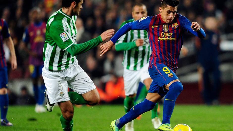 Barcelona Gegen Betis