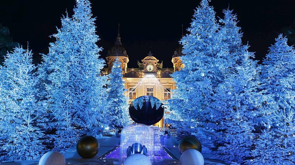 Spektakuläre Weihnachtsbeleuchtungen auf der ganzen Welt