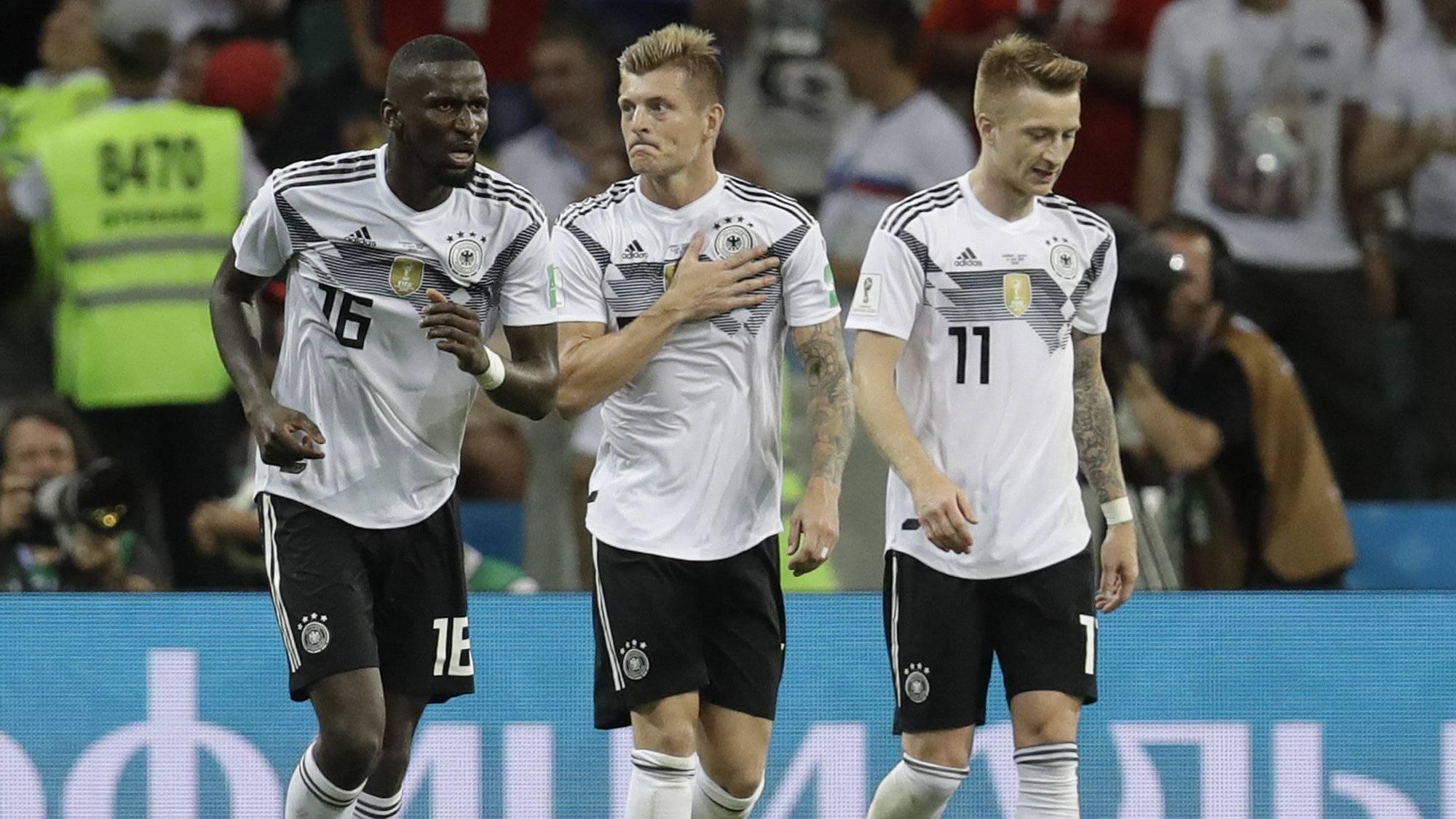 Einzelkritik Deutschland Schweden