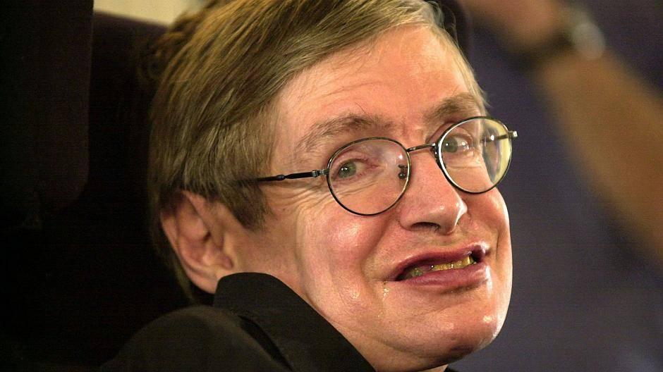 Stephen Hawking: Letzte Videobotschaft nach seinem Tod an die Menschheit