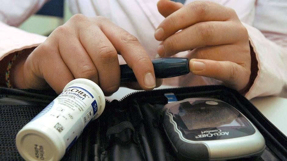 Treppensturz Schwangerschaftsdiabetes
