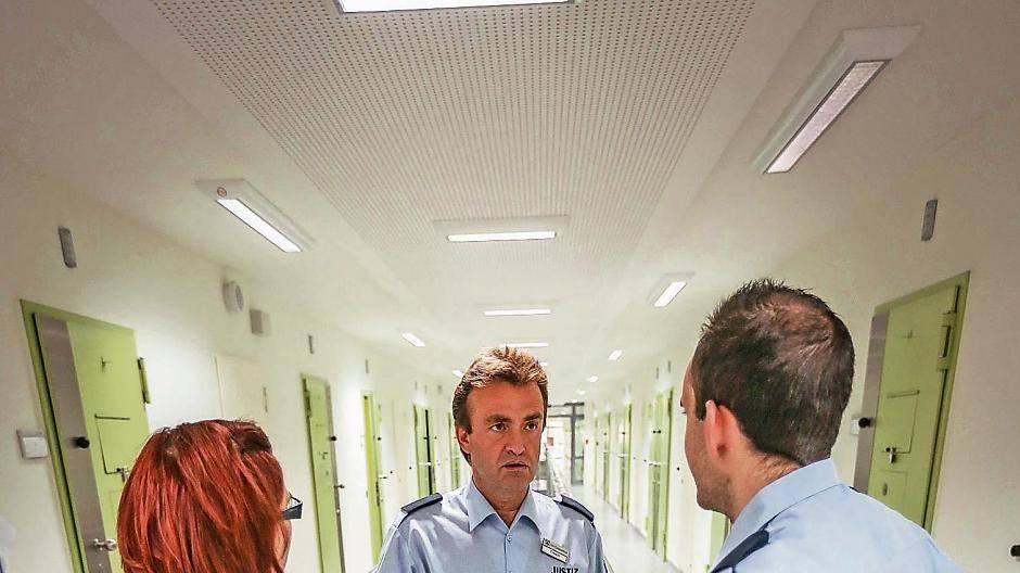 justizvollzugsbeamter einstellungstest