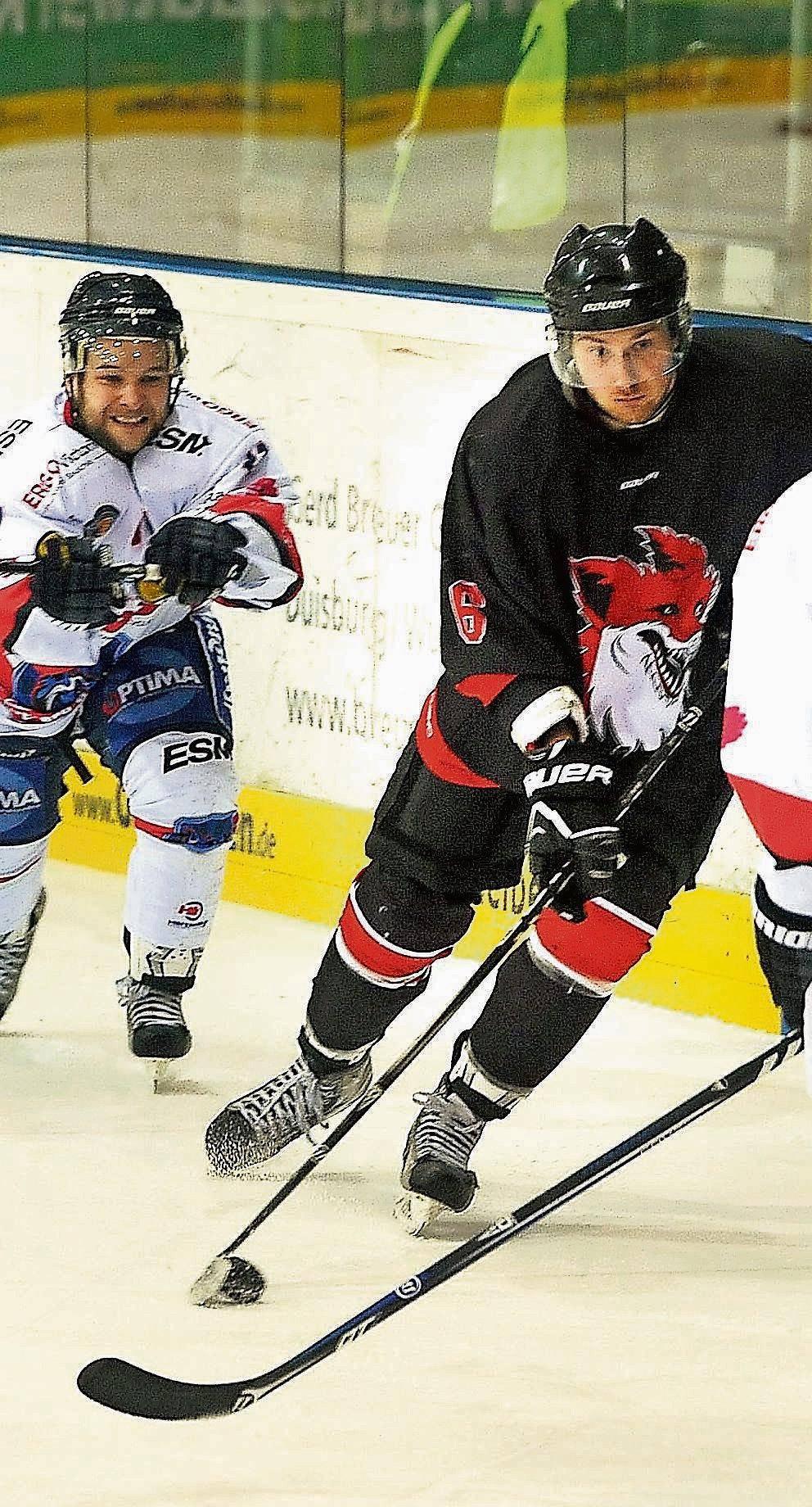 Eishockey Kassel