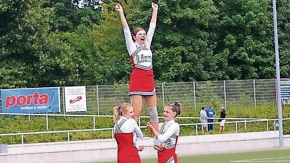 Cheerleader Dating-Seiten
