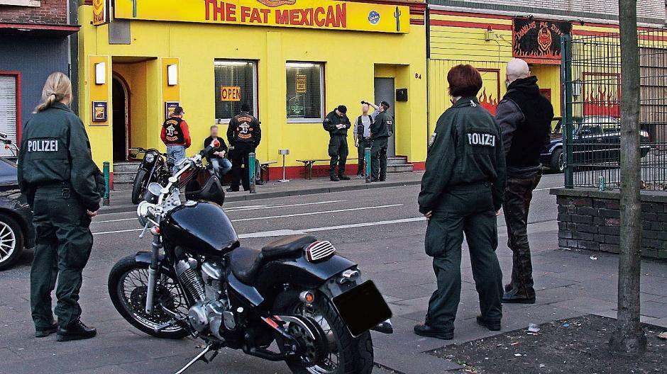 Duisburg: Rocker: Wir müssen das Problem lösen