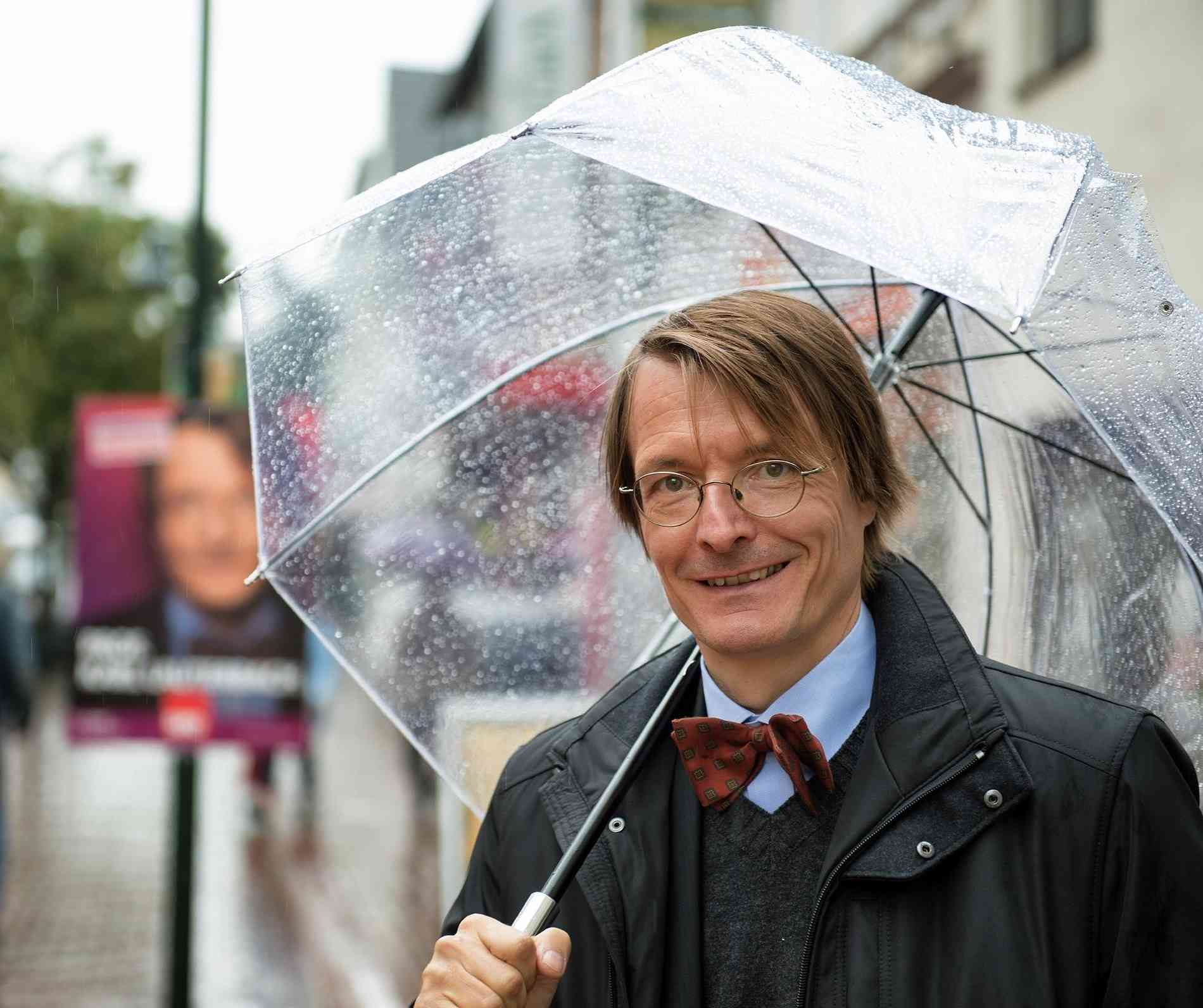 Bundestagswahl 2013 Karl Lauterbach Ich Kann In Berlin Viel Bewegen