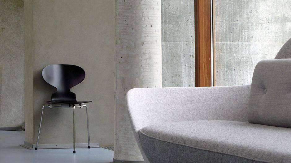 Möbel Aus Der Nachkriegszeit Der Mid Century Style