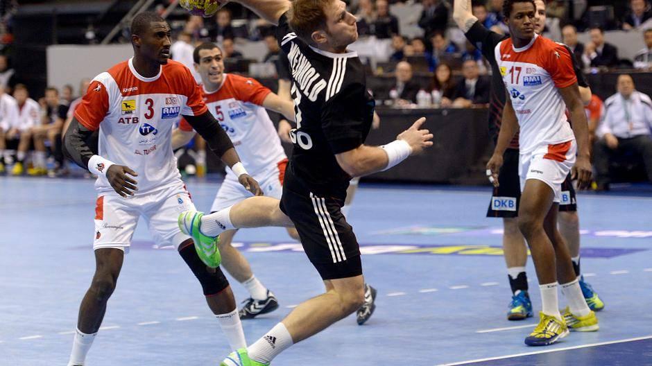 Tunesien Handball