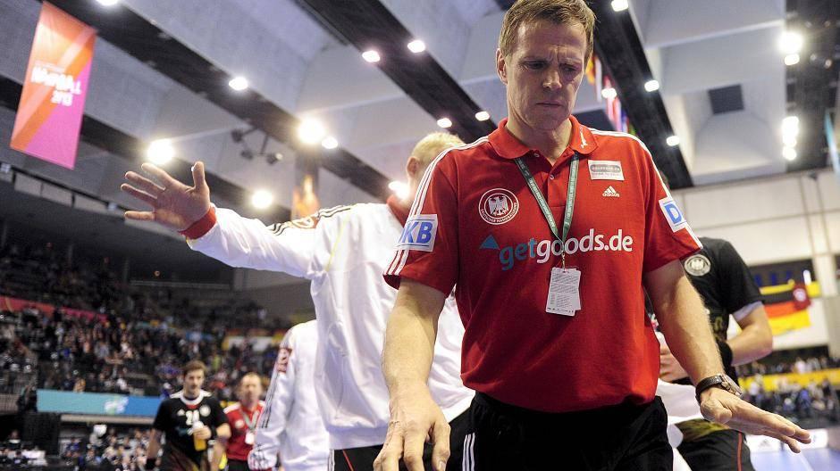Handball Deutschland Tunesien
