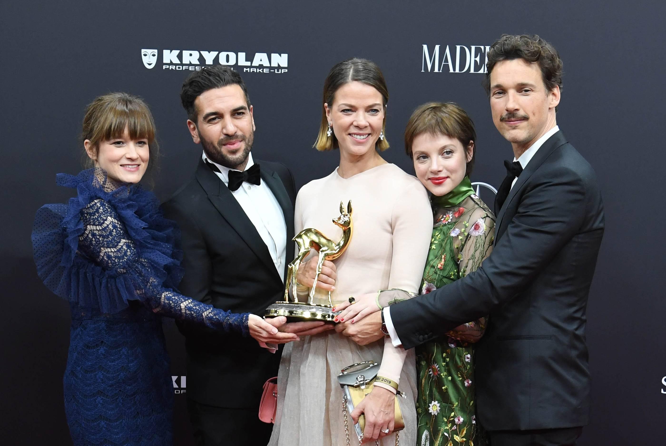 Bambi-Preisverleihung 2019 Gewinner