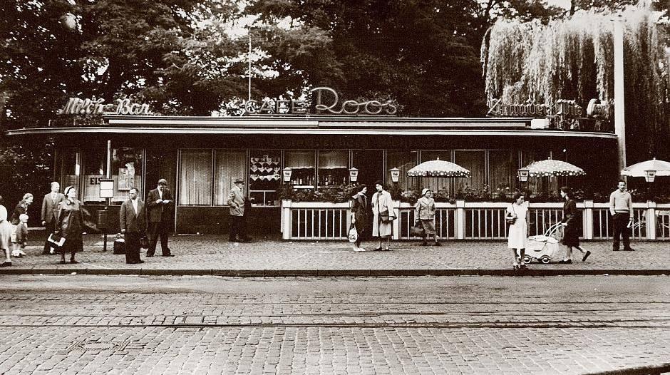 Café Roos Moers 1950