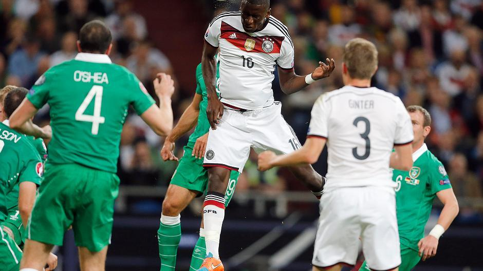 Irland Gegen Deutschland 2021