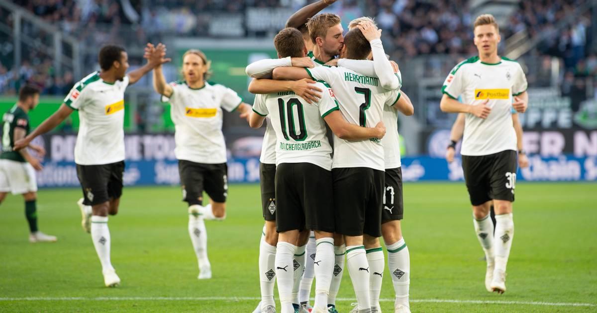 Mönchengladbach Borussia Spielplan