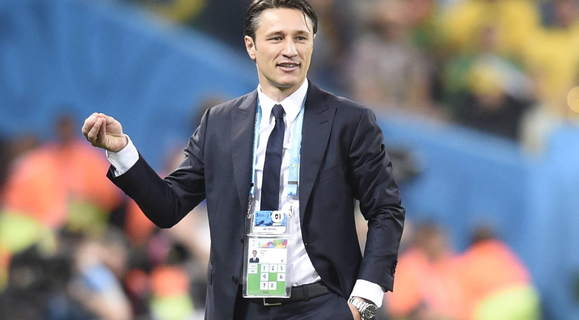 Kovac droht Rauswurf trotz Titel