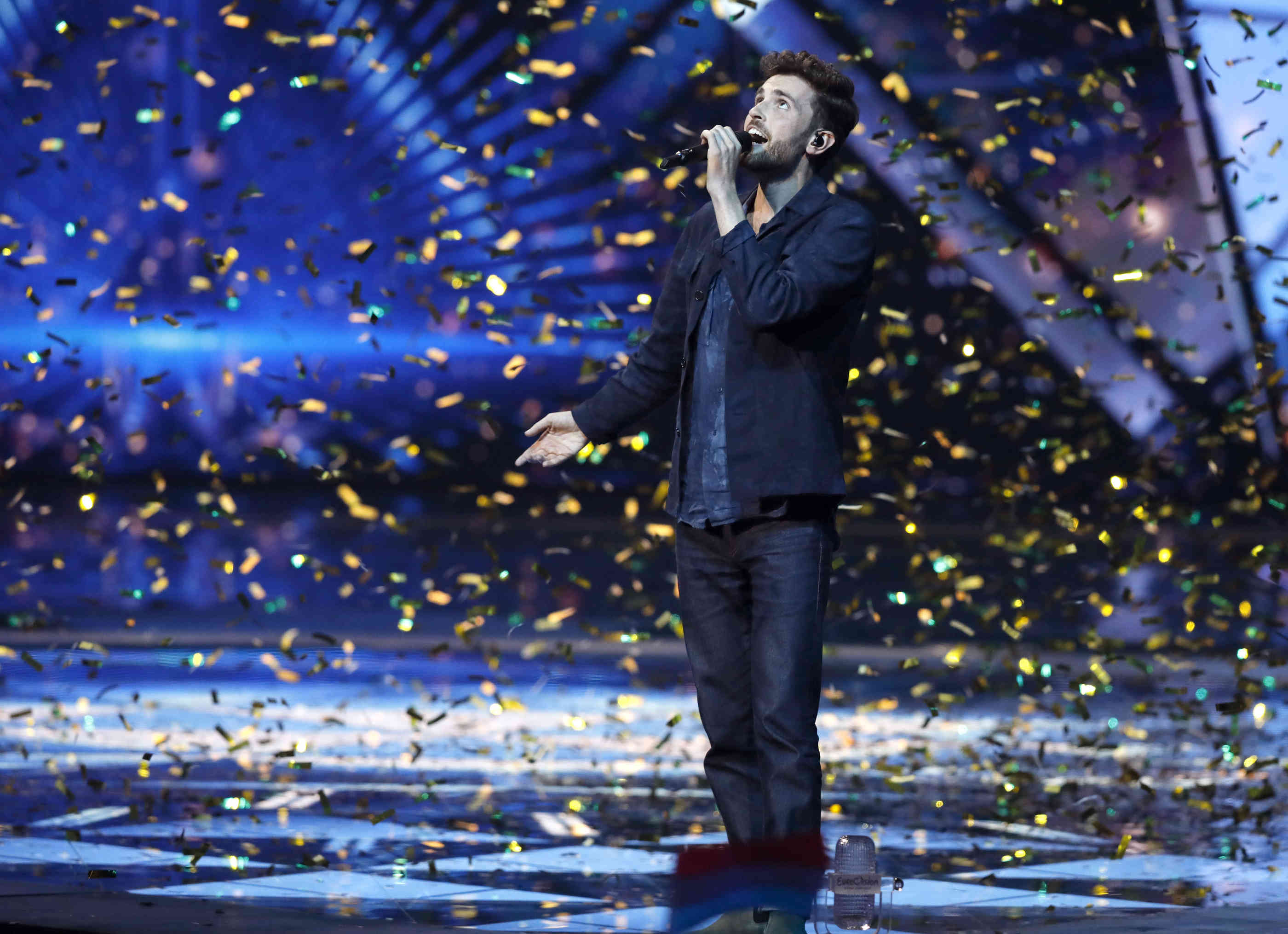 Eurovision Song Contest 2017 Sieger
