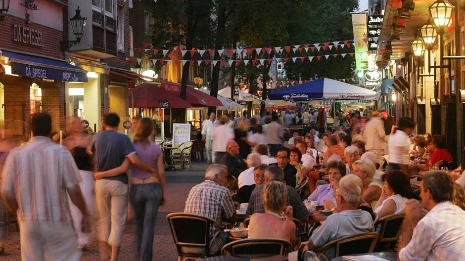Restaurant In Der Dusseldorfer Altstadt Das Sind Die Besten