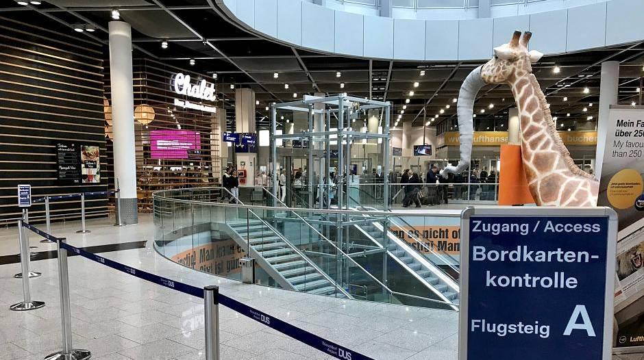Flughafen Dusseldorf Unsere Tipps Zu Parken Check In Und Ankunft