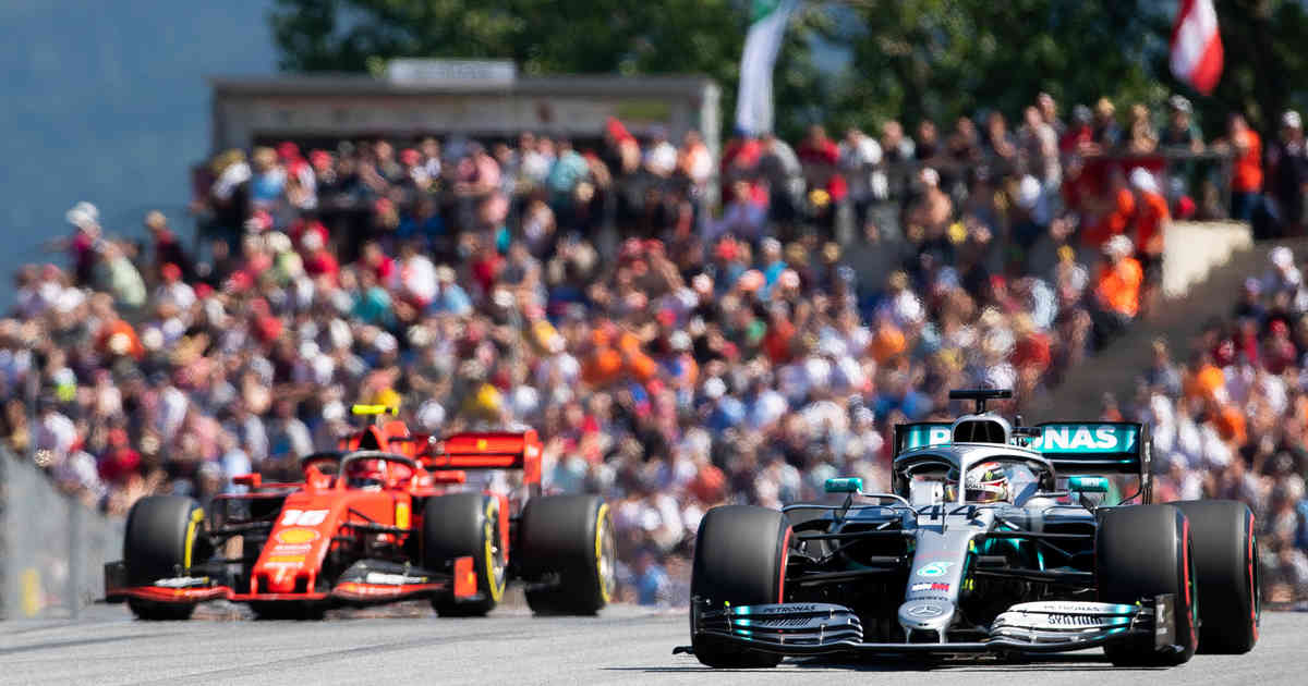 Formel 1 Termine 2021