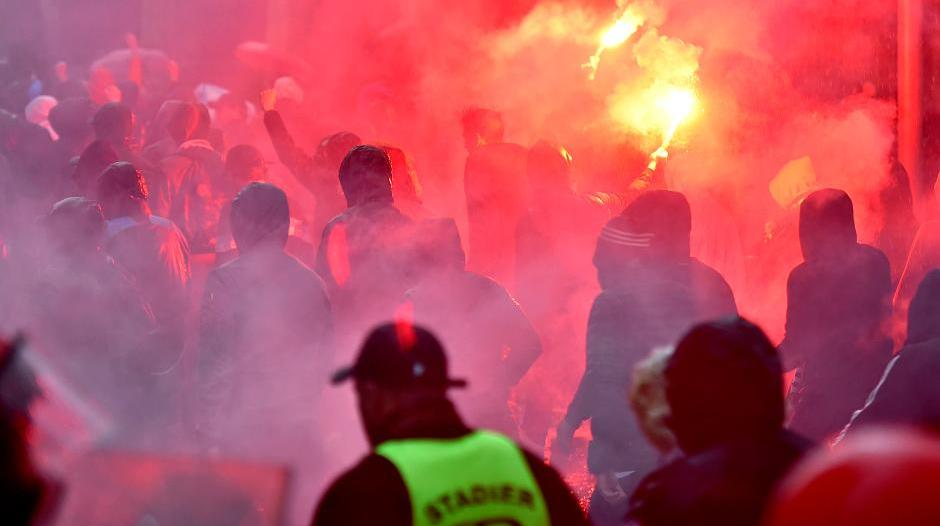 Europa League: Olympique Marseille bei RB Leipzig ohne Fans