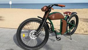 Rayvolt Cruzer - coole E-Bike