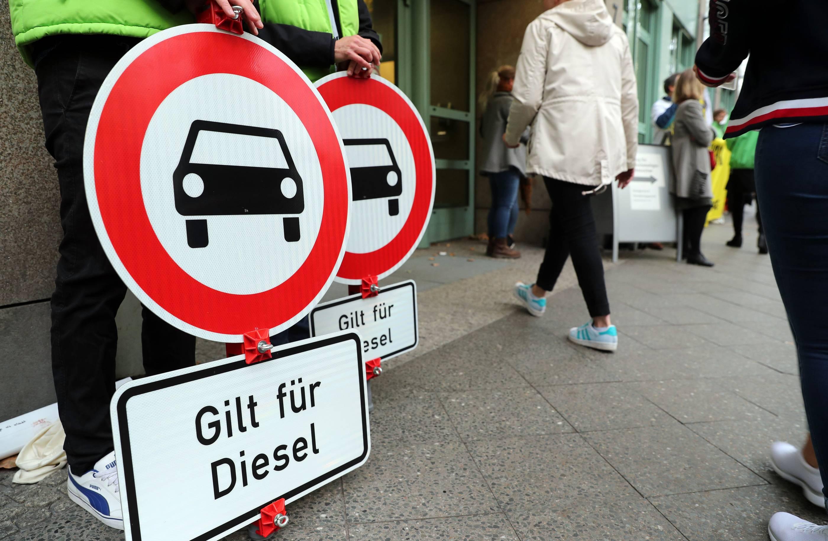 Dieselfahrverbot Bonn