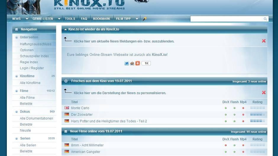 Wie Funktioniert Kinox