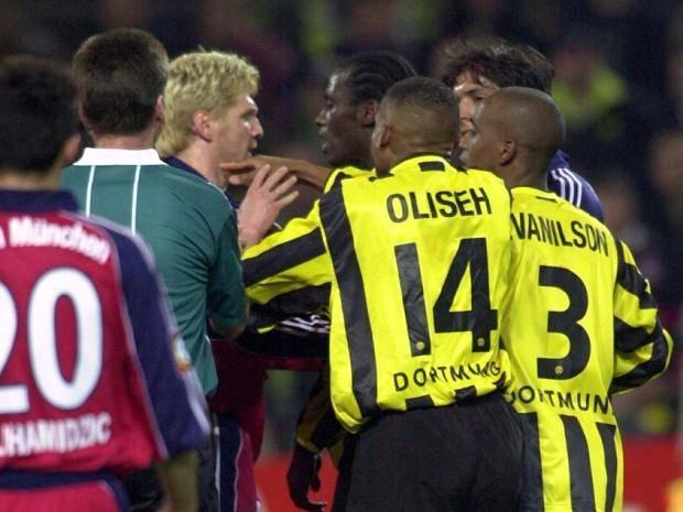 Fc Bayern München Gegen Borussia Dortmund Denkwürdige Duelle