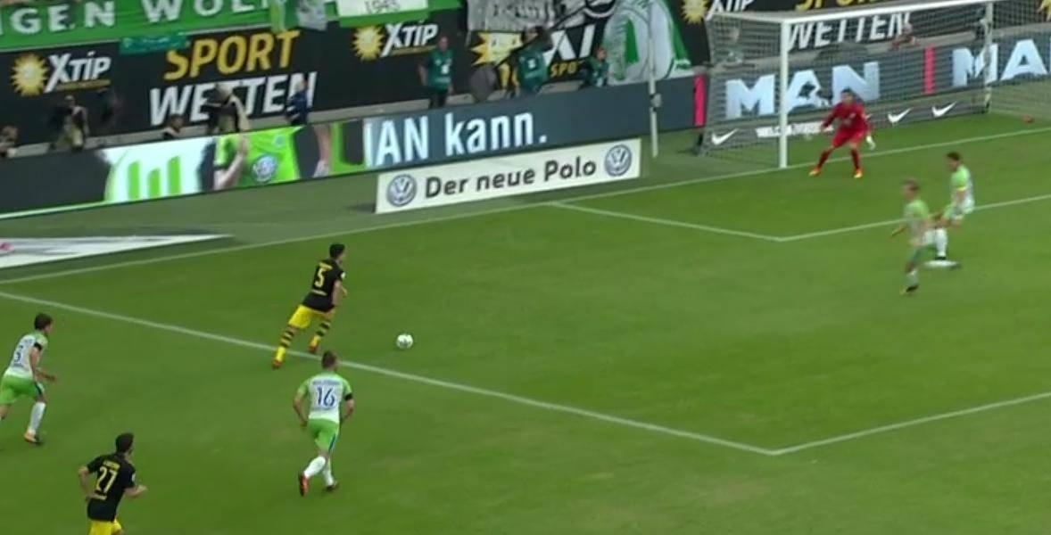 Dortmund Gegen Wolfsburg Spielstand