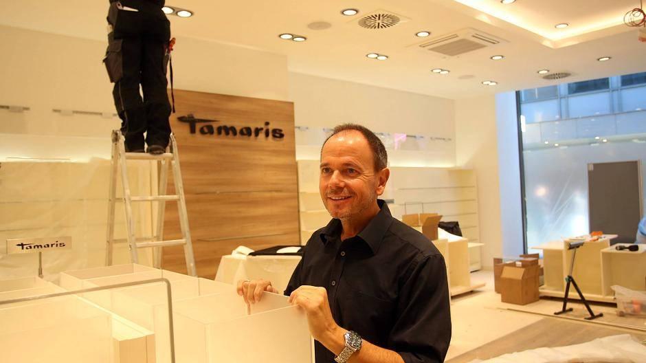 shades of great fit retail prices Krefeld: Tamaris eröffnet Freitag im Neubau Hochstraße 88