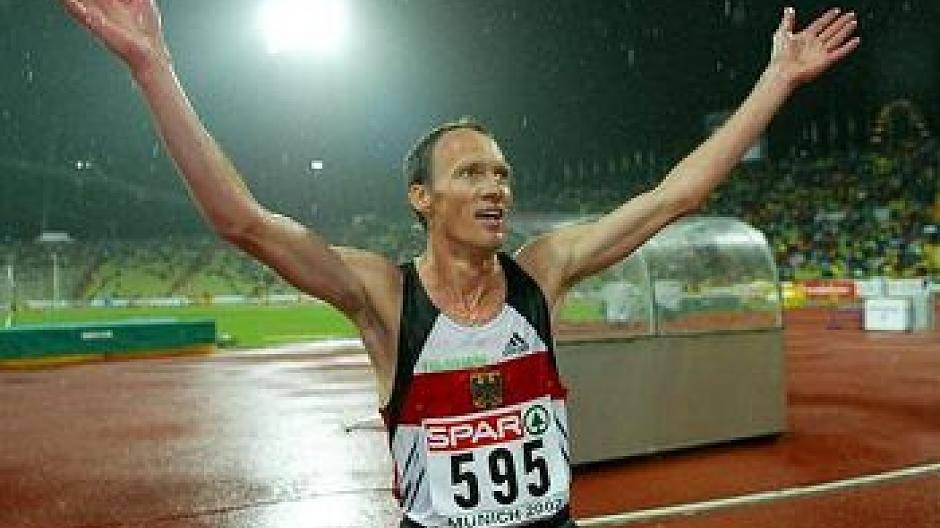 Letzter Auftritt beim Tübinger Stadtlauf: Leichtathletik