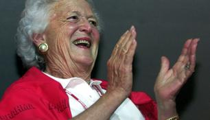Barbara Bush - ehemalige First Lady gestorben
