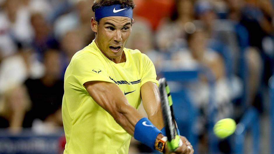 Davis Cup Spanien Setzt Gegen Deutschland Auf Rafael Nadal