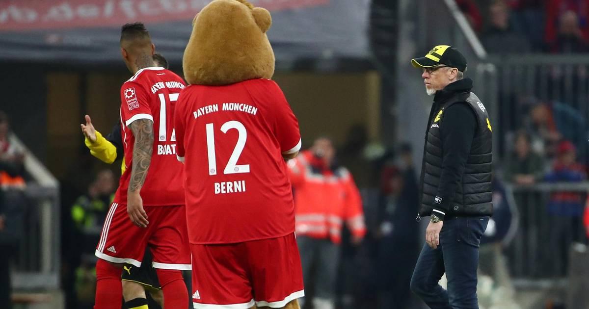 Bundesliga Spieltag 28
