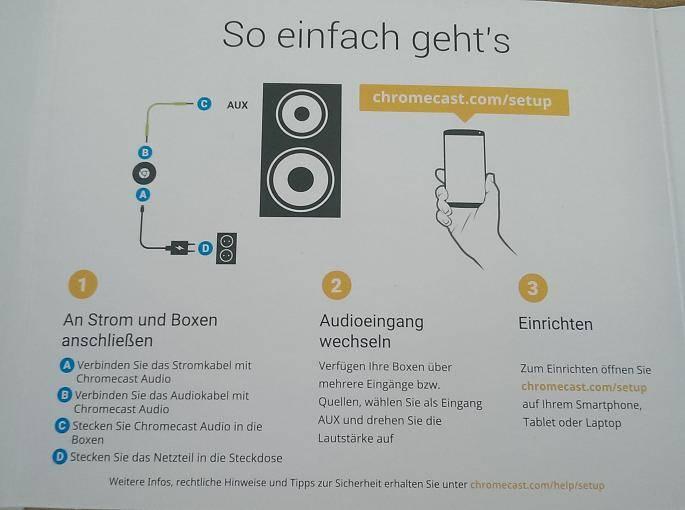 Chromecast Audio im Test: So funktioniert Googles Musik-Disk