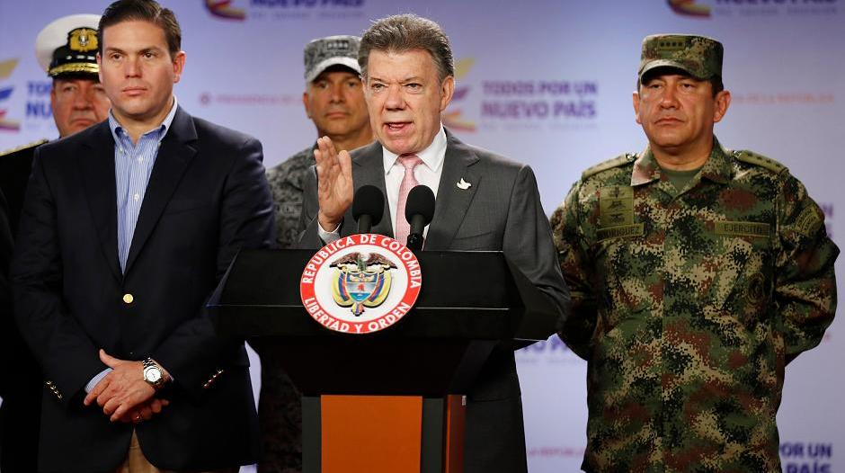 Bildergebnis für kolumbien farc