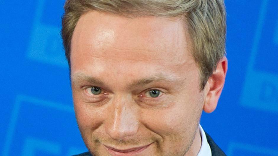 Christian Lindner Haare Transplantiert