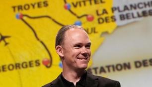 Das ist Chris Froome