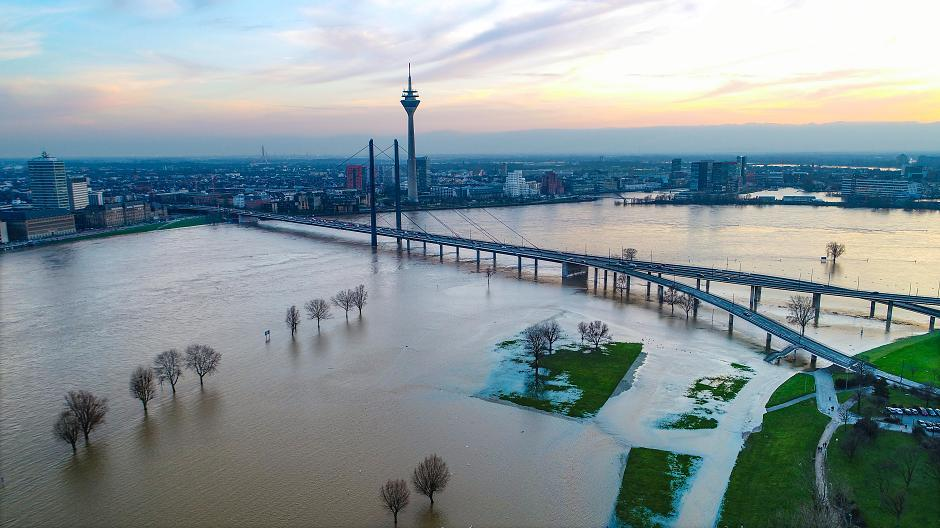 Rheinpegel Düsseldorf Aktuell