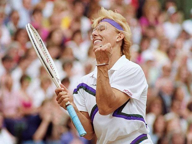 Die besten Tennisspielerinnen aller Zeiten - Liste