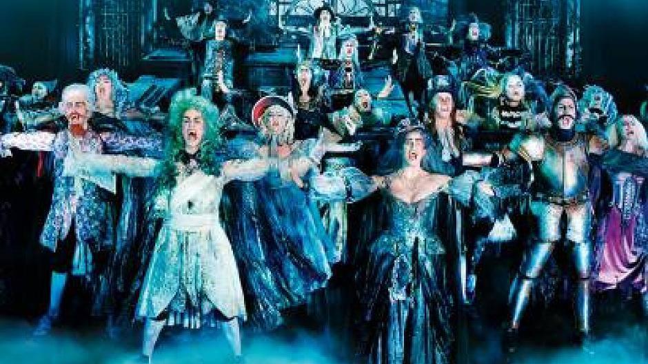 Musical Dome Köln Tanz Der Vampire