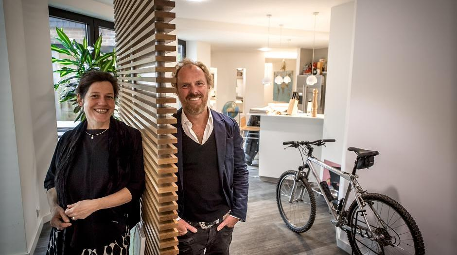 Türen Düsseldorf so wohnt düsseldorf diese familie lebt in einem haus ohne türen