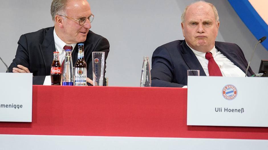 Fc Bayern München Die Besten Sprüche Von Der