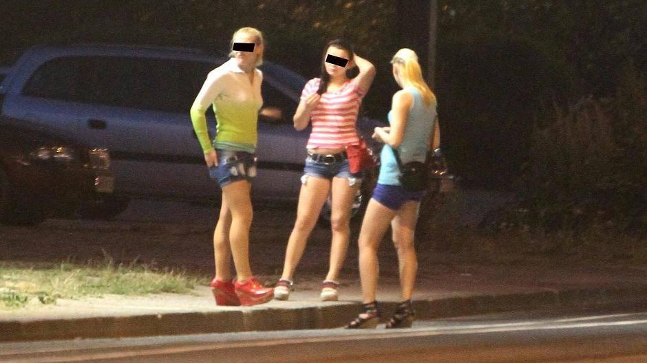Prostituierte Frauen