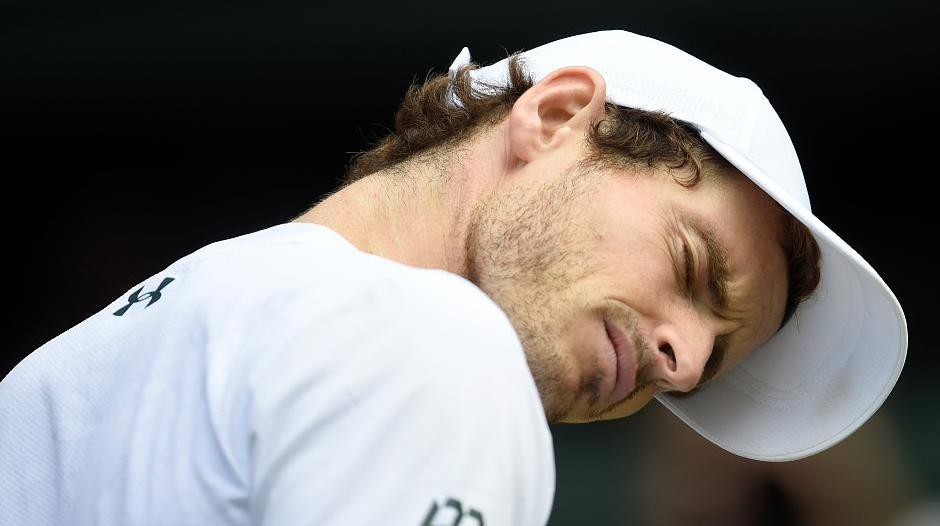 Andy Murray in Melbourne operiert