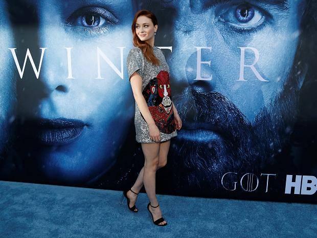 Game Of Thrones Stars Feiern In Los Angeles Die Premiere Der